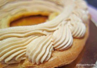プラリネのムースリーヌクリームの作り方 [Crème mousseline au praliné]