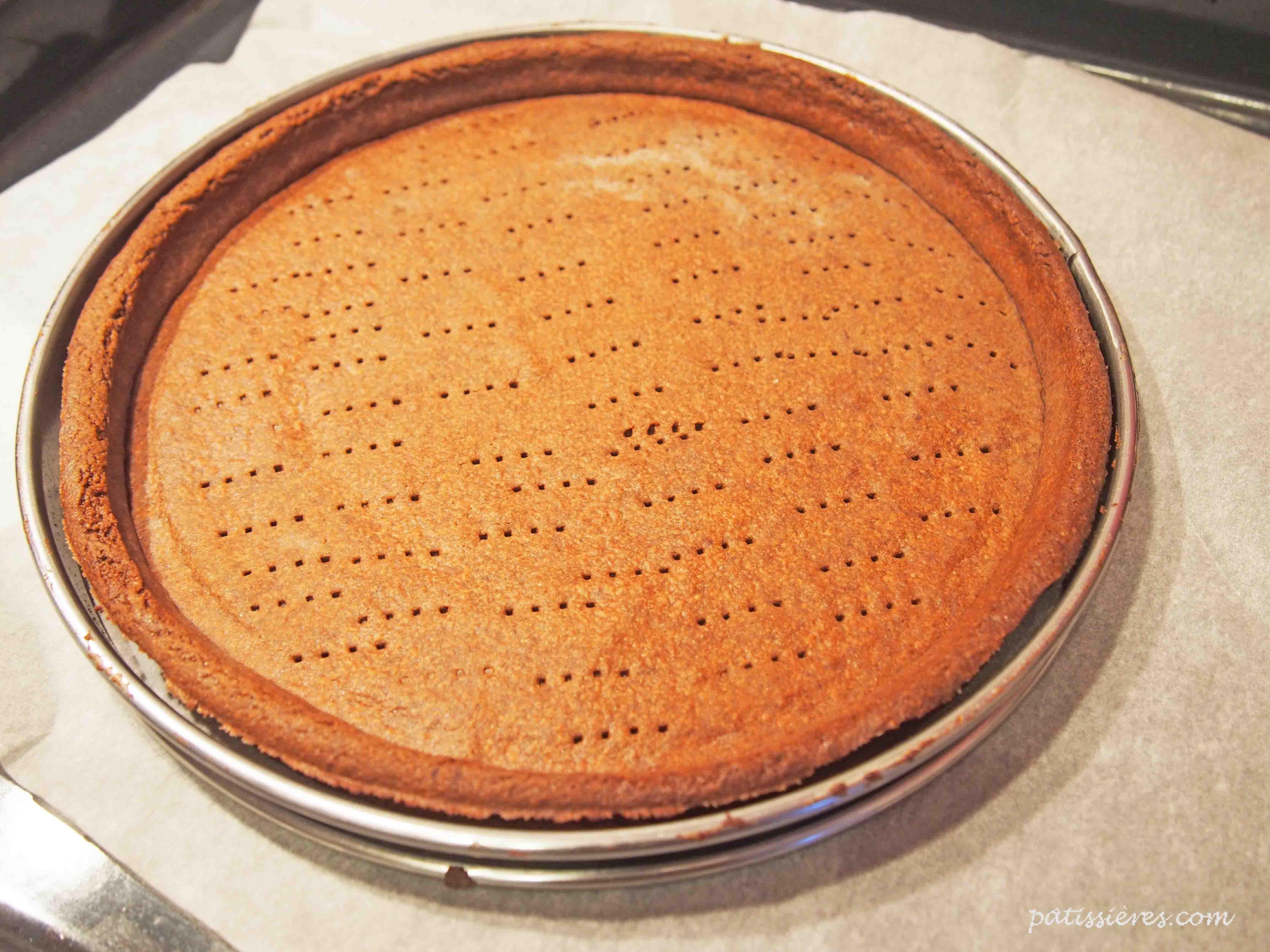 生地 作り方 タルト の 丸ごと!【桃タルト】【peach tarte】の作り方/パティシエが教えるお菓子作り!